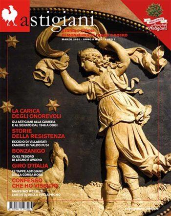 copertina rivista astigiani marzo 2020