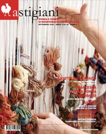 copertina rivista astigiani settembre 2020